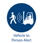 ZoneSafe Person to Vehicle logo