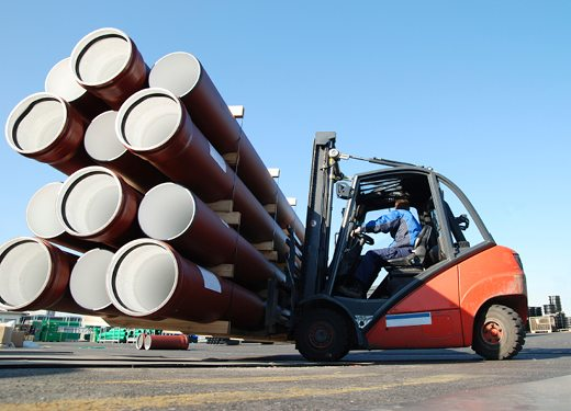 ZoneSafe Forklift Truck