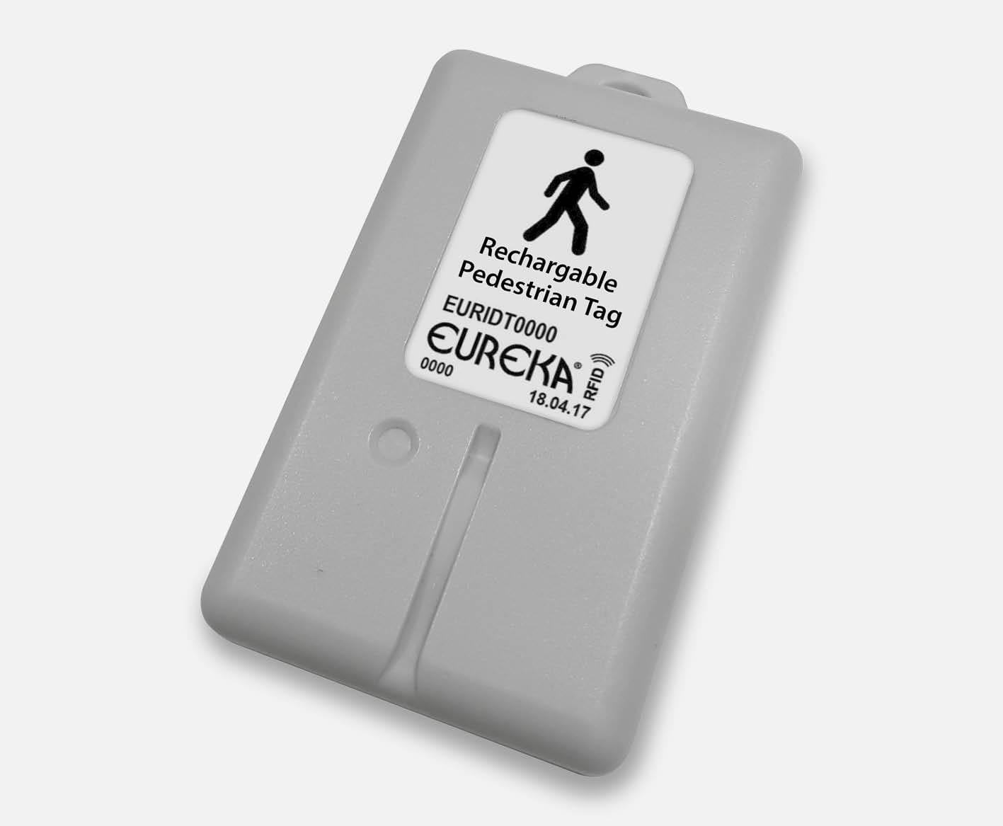 Pedestrian Safety Tag