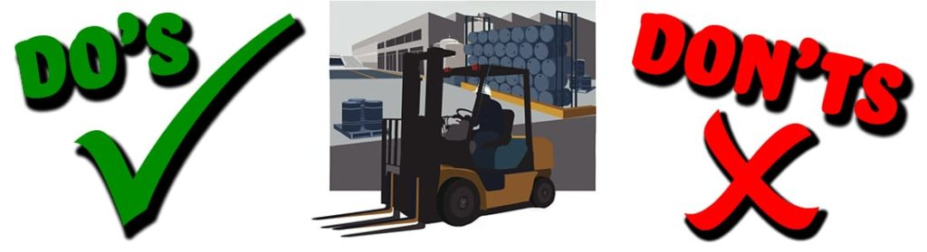 How dangerous are forklifts? (and other work vehicles)