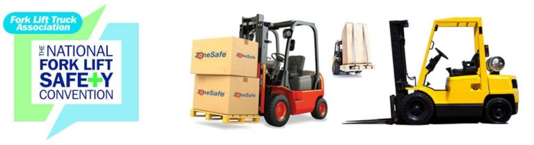 The National Fork Lift Safety Convention – why ZoneSafe are attending and exhibiting