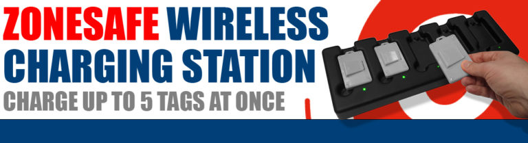 New Product – ZoneSafe Wireless Charging Station