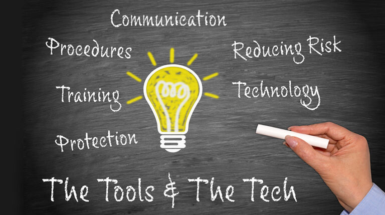 The Tools & The Tech