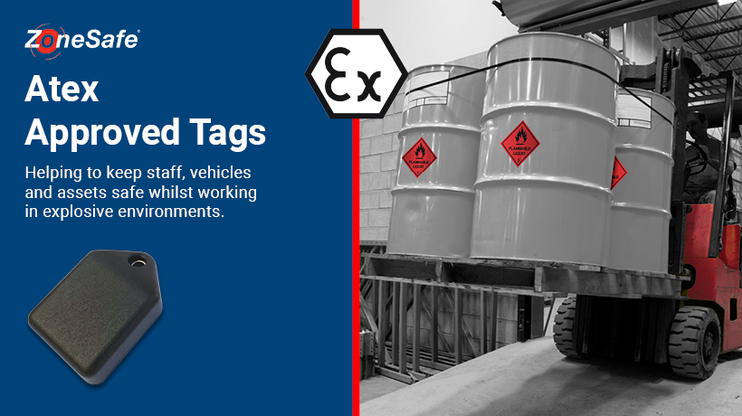 New Product: Atex Approved Tags